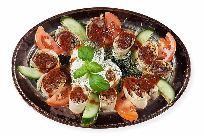 folkets kebab meny